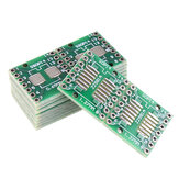 60pcs SOP14 SSOP14 TSSOP14 To DIP14 Pinboard SMD To DIP Adapter 0.65mm/1.27mm To 2.54mm DIP Pin Pitch PCB Board