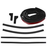 7PCS Tailgate Dust Water Sealing Strip Kit For Volkswagen Amarok 2010 - 2019