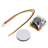 Finder YR50B Super Loud Buzzer 100dB Dual LED for FPV Racing RC Drone