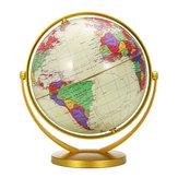 Globo do mundo mapa 360 ° rotação do mundo globo terra atlas mapa geografia educação brinquedo