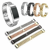 KALOAD Stainless Steel Watch Band Strap Wrist Bracelet Band Replacement for Fitbit Charge