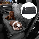 Pet Cachorro Cat Car Back Seat Cover Blanket Mat Protector Waterproof Travel Hammock