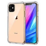 Bakeey Airbag Soft TPU Transparent Shockproof Protective Case for iPhone 11 6.1 inch