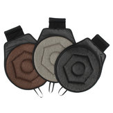 Soft Turntable Car Rotating Seat Cushion With Comfortable Plush Velvet Covered Top