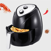 Bakeey 1400W 3.6L Oil-free Air Fryer Multifunction Cooker Smart Airfryer Pizza Maker Temperature Control Timing Kitchen Cooking Tools