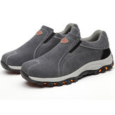 Anti-Collision Steel Toe Breathable Outdoor Safety Work Shoe