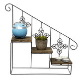 Planta Stand Dispaly Prateleira Jardim Flower Rack Home Kitchen Room Storage