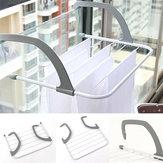 Katlanır Kurutma Raf Outdoor Taşınabilir Bez Askı Balkon Çamaşır Kurutma Airer