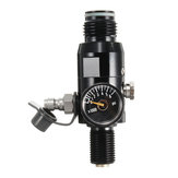 4500Psi 5/8''-18UNF Threads High Compressed Tank Valve Regulator HPA Tank Adapter