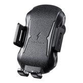 Distanza di rilevamento della rotazione di 360 ° del caricatore senza fili del telefono dell'automobile 10W fino a 8mm