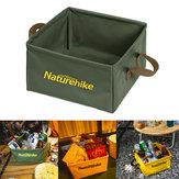 Naturehike NH19SJ007 13L Pliant Seau D'eau Portable Carré De Stockage Baril Seau En Plein Air Voyage