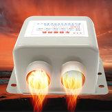 800 W 12V Riscaldatore per auto 800 W Riscaldatori elettrici portatili Riscaldatore automatico Finestra del sedile riscaldata Riscaldatore Riscaldamento del veicolo Auto