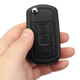 3 Button Folding Car Remote Key Shell Case For Land Rover Range Rover LR3 Freelander Evoque Discovery Sport