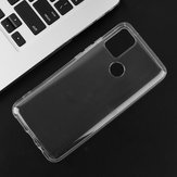 For UMIDIGI power 3 Case BAKEEY Crystal Clear Transparent Ultra-thin Non-yellow Soft TPU Protective Case