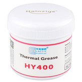 HY410-CN150 150g White Compound Silicone Thermal Grease Paste for LED CPU Cooling Heat Sink
