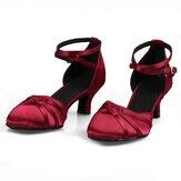 Женщины 5.5 см каблук танго бальные современная мода танцевальная обувь
