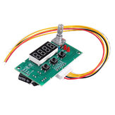 YF-18 Digital Display Stepper Motor Speed Controller Governor Driver Control Module DC8-24V