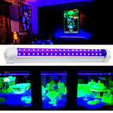 32CM USB Violet UV Ultraviolet LED Rigide Strip Light Bar Tube Décor Party Lamp Blacklight DC5V