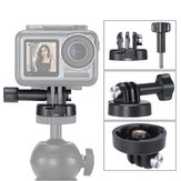 ULANZI U-19 Quick-Release Base Adapter With 1/4'' Tripod Screw for DJI Osmo Action Camera Accessories