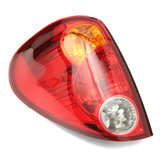 Car Rear Left Tail Light Lamp Red Lens with No Bulb For Mitsubishi L200 Pickup 2006-Up