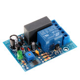 3pcs QF1022-A-100S 220V AC Power-on Delay 0-100S Adjuatable Timer Switch Automatic Disconnect Relay Module Dry Contact Output