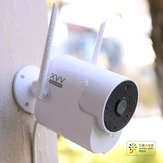 Xiaomi MIjia Xiaovv 150 ° 1080P IP65 Smart IP Camera Infrared Night Vision Movement Detection Home Security CCTV Monitor