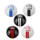 6 Speed Manual Gearstick Lever Gear Shift Knob Universal for Ford Mustang MT