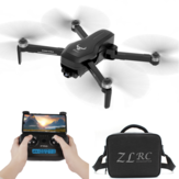 ZLRC SG906 Pro 5G WIFI FPV With 4K HD Camera 2-Axis Gimbal Optical Flow Positioning Brushless RC Drone Quadcopter RTF