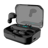 G12 Mini Smart Touch Wireless bluetooth 5.0 Stereo Earbuds Digital Display Waterperoof Earphone with Power Bank Charging Box