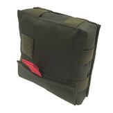 Outdoor Travel Tactical Cintura Borsa 1000D Nylon Medico Vita Borsa Salvataggio Borsa