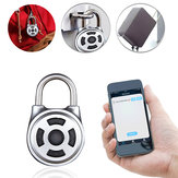 Elektronická inteligentní bluetooth aplikace APP Control Padlock Travel Luggage Suitcase Backpack Lock