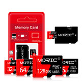 MORIC TF Card Memory Card 32GB 64GB 128GB Pendrive Class 10 U1 U3 TF Flash Card