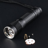 Convoy S12 Flashlight Host DIY LED Flashlight Shell Host Flashlight Accessories