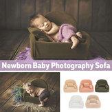 4 in1 Newborn Baby Boy Girl Photography Sofa Chair Soft Cuscino per cuscino per bambino