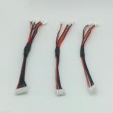 Spina PH2.0 Connettore Cavo caricatore adattatore per cavo per TINY7 JJRC H36 POKE FPV Batteria