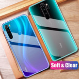 BAKEEY Transparent Ultra-thin Soft TPU Protective Case For Xiaomi Redmi Note 8 Pro Non-original