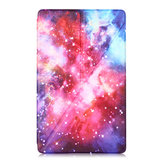 Folding Stand Tablet Case Cover for Samsung Tab A 10.1 T510 - Milky Way