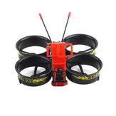Skystars Angela145 Spare Part 145mm Wheelbase 3mm Arm 3 Inch Frame Kit for RC Drone FPV Racing