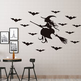 Miico FX3028 Halloween Sticker Wall Sticker Removable Stickers For Room Decoration
