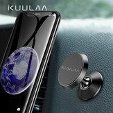 KUULAA Supporto magnetico per telefono per auto con cruscotto con presa d'aria per 4.0-6.8 Pollici Smart Phone per iPhone per Samsung Xiaomi Redmi Nota 10