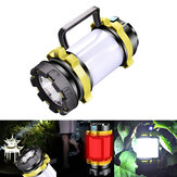 IPRee® 850LM LED + T6 USB Light 4 tryby HandHeld Emergency Lantern Latarka Spotlight Outdoor Camping