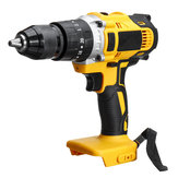 3 in 1 18V Brushed Cordless Compact Electric Impact Combi Hammer Drill Screwdriver Driver For Makita Battery
