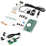 DIY Electronic Kit Set Hearing Aid Audio Amplification Amplifier Practice Teaching Competition Electronic DIY Interest Making