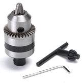 Mandrino per trapano elettrico B12 da 1,5-10 mm con supporto per albero Adattatore per mandrino per trapano con foro interno B12