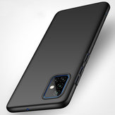 Bakeey Silky Smooth Shockproof Anti-fingerprint Hard PC Protective Case for Samsung Galaxy A71 2019