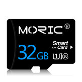 MORIC Class10 U1 U3 Memory Card TF Card 128GB 64GB 32GB TF Flash Card Smart Card for Smart Phone
