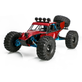 M100B 1/12 RC Car 4WD 2.4G Brushed High Speed 35km/H Metal Body Shell Desert Off-road RC Truck RTR RC Vehicle Models