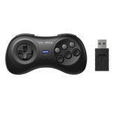 8bitdo M30 Mini 2.4G Wireless Gamepad Game Controller für Nintendo Switch für SEGA Genesis Mini für Mega Drive Mini