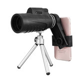 Universal 10X Telephoto Lens 40X60 Telescope with Tripod for Smartphone Mobile Phone Photography