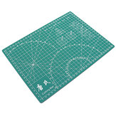 TANGSHI A4 Grid Self Healing Cutting Mat Durable PVC Craft Card Fabric Leather Paper Cutting Board Patchwork Tools